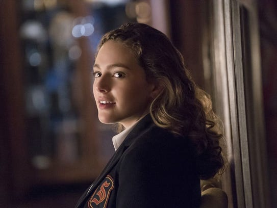 "Danielle Rose Russell as Hope in CW's ""Legacies,"" a"