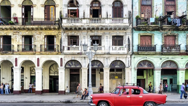 Cuba has already become one of the most searched- for destinations on Airbnb, topping Latin American cities such as Rio de Janeiro, Buenos Aires and Mexico City.