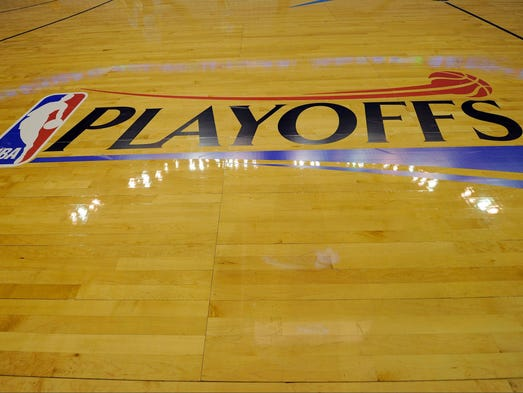 The NBA playoffs are approaching fast. Here's where the teams stand in the fight for the postseason through April 15, 2014.