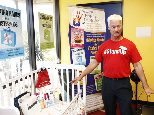 Season for Sharing story about Arizona Helping Hands