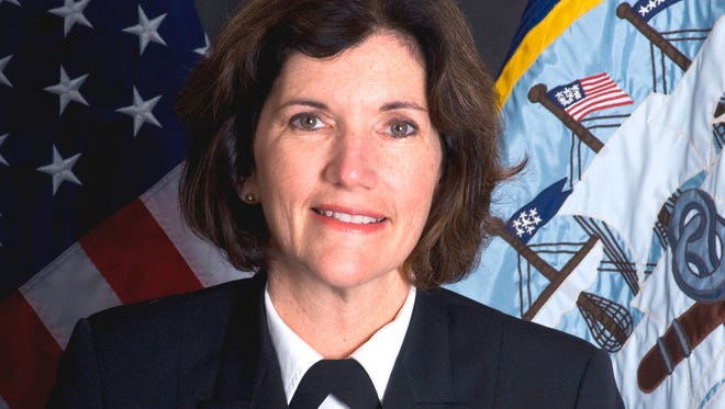 Rear Adm. Margaret Klein leads the Pentagon's efforts to improve the ethics of high-ranking officers.