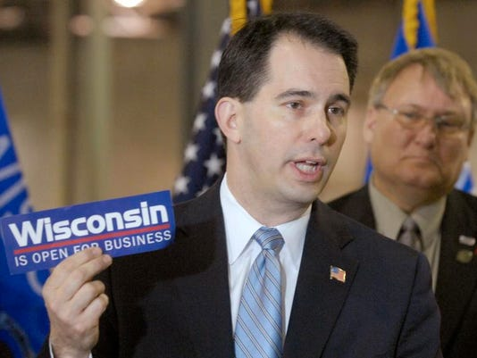 Wisconsin Walker's Pledge