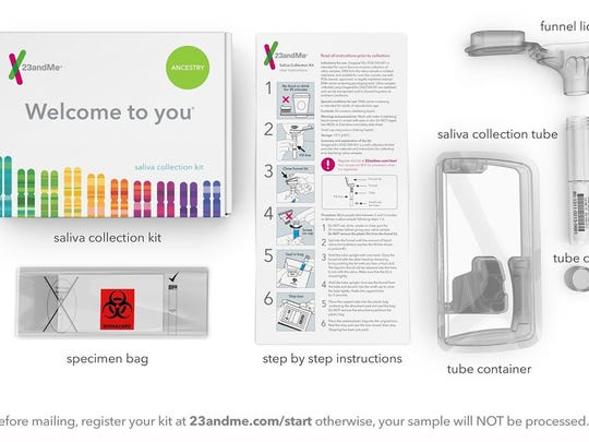 Help someone learn more about themselves with a DNA kit for the holidays.