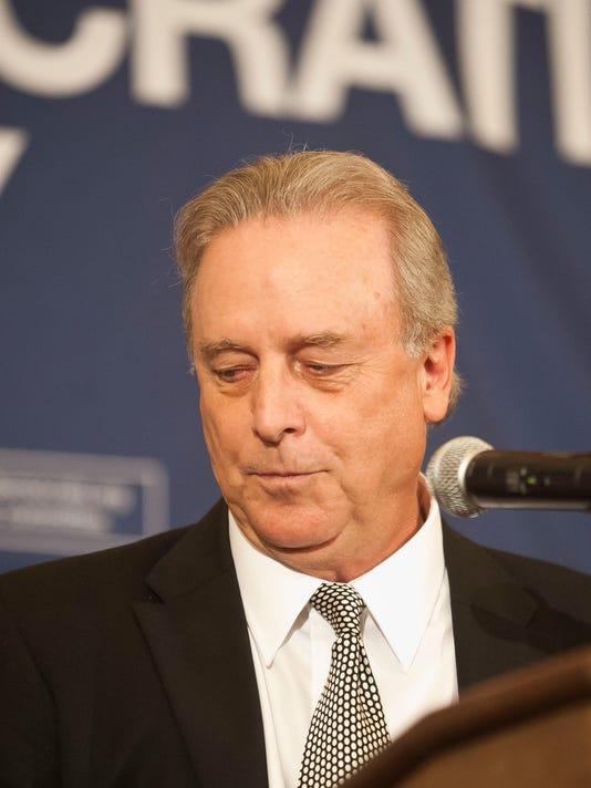 State Auditor Doug Hoffer