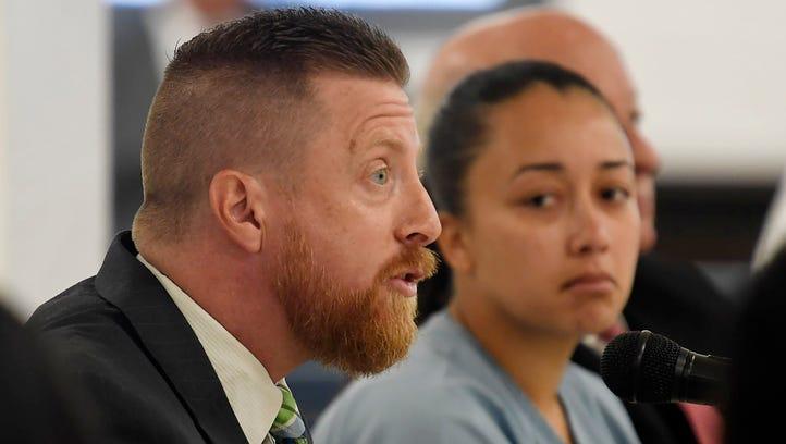 Former prosecutor Preston Shipp testifies on behalf