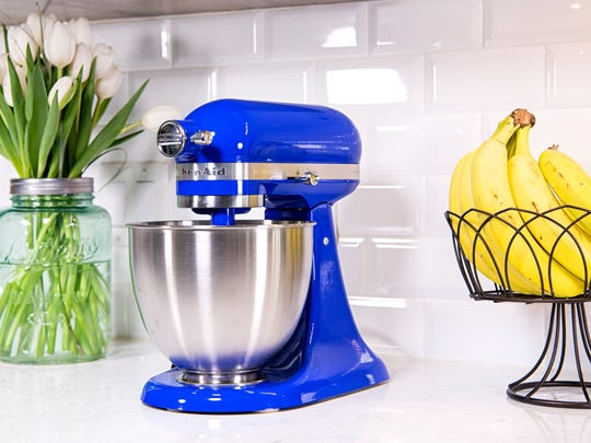 Nothing looks better on a counter than a KitchenAid.