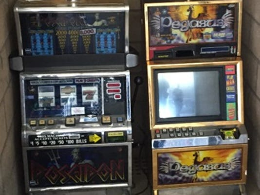 illegal slot machines