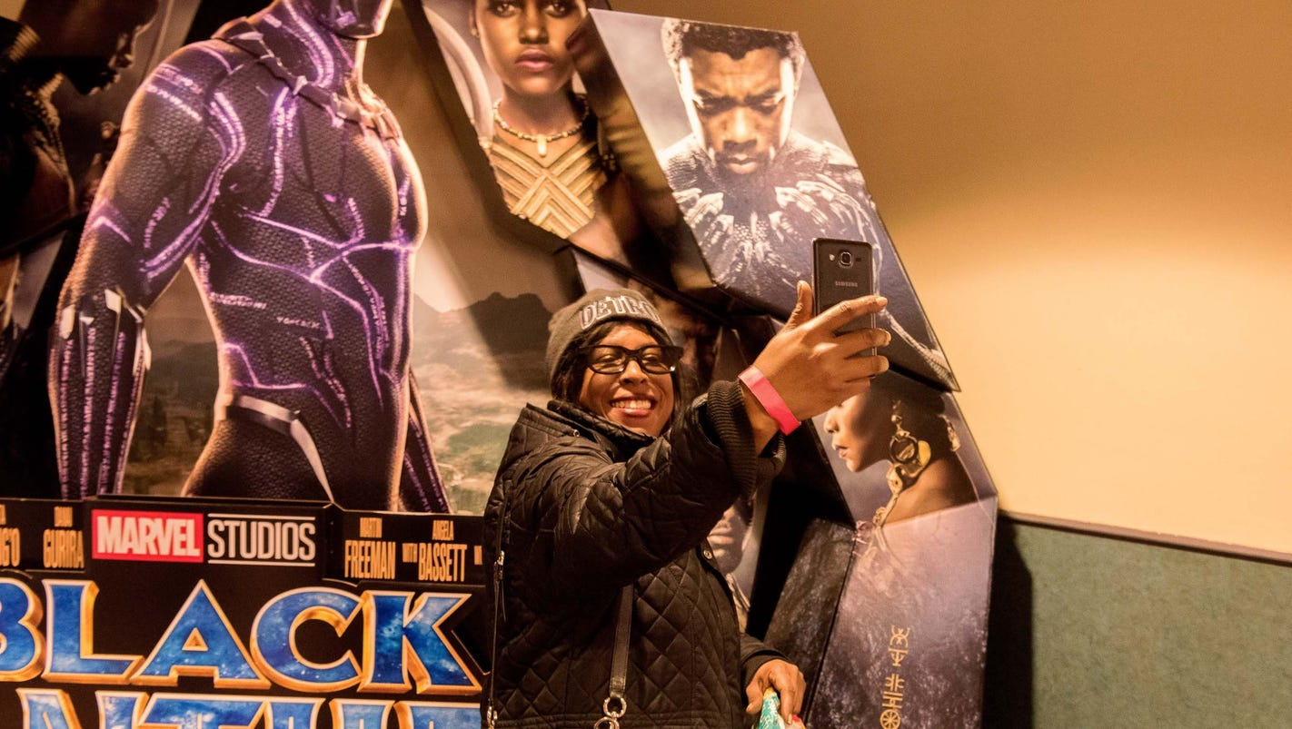 'Black Panther' ready to pounce on box office records this weekend