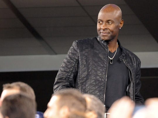 NFL Hall of Fame wide receiver Jerry Rice.
