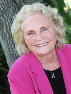Donna Robart, executive director, founder and  Biblical counselor of Women's Refuge of Vero Beach