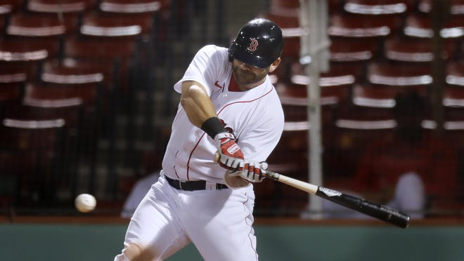 Will Mitch Moreland be among those discussed by the Red Sox ahead of the Aug. 31 trade deadline?