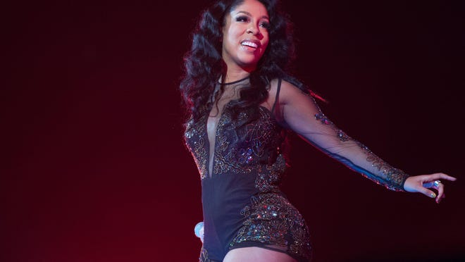 """FAMU graduateK. Michelle returns to home turf for a concert on Friday in The Tucker Civic Center. Expect to hear such hits as """"Fakin' It,"""" """"How Many Times,"""" """"VSOP"""" and """"Love 'Em All."""""""