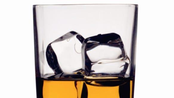 bourbon-rocks