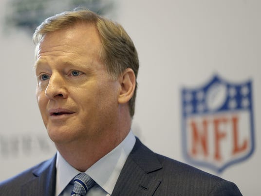 Your Say NFL Roger Goodell