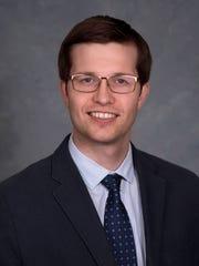 Knoxville's Community Development Corp. Executive Director Ben Bentley