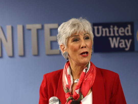 Fran Weisberg was selected as the new United President