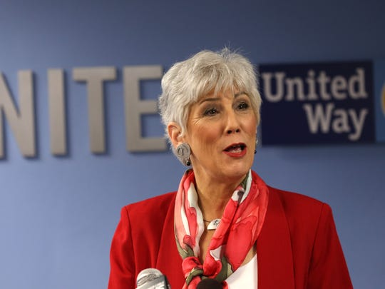Fran Weisberg was selected as the new United President and CEO.