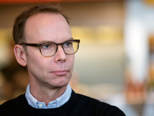 Chipotle Mexican Grill founder Steve Ells is stepping