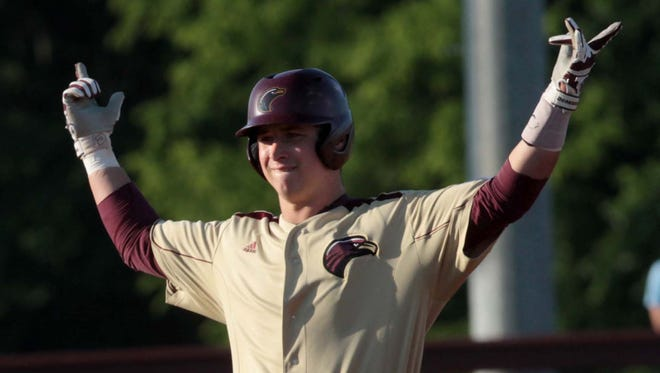 Hemphill's two-out grand slam  gave ULM a 4-0 Sun Belt Conference series-clinching win over Arkansas State.