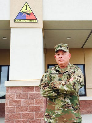 Command Sgt. Maj. Michael Williamson is the new senior enlisted leader for 3rd Armored Brigade Combat Team.