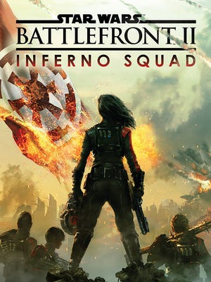 The new 'Star Wars' novel 'Inferno Squad' focuses on the heroes of the Empire.