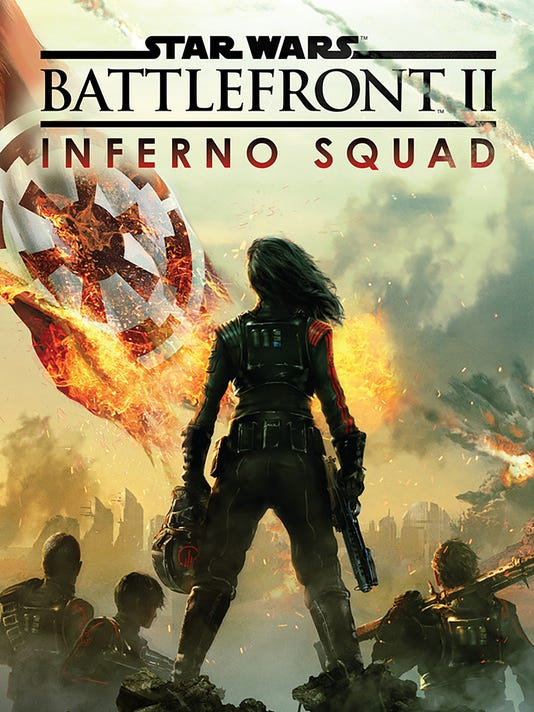 Inferno Squad cover