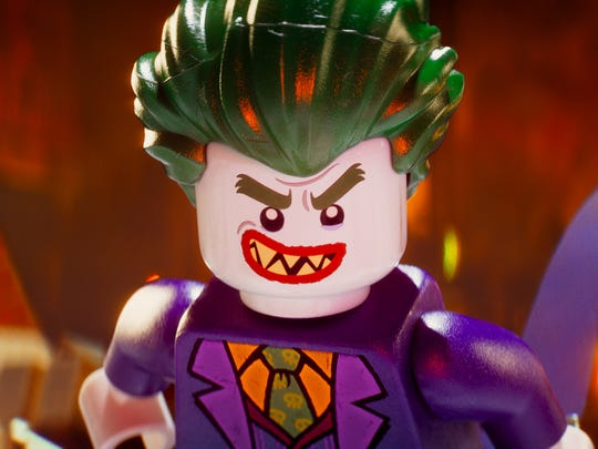 """The Joker (voiced by Zach Galifianakis) revealed his sensitive side in """"The Lego Batman Movie."""""""