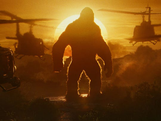 "A scene from ""Kong: Skull Island."""