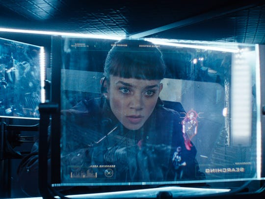 "Hannah John-Kamen stars in ""Ready Player One."""