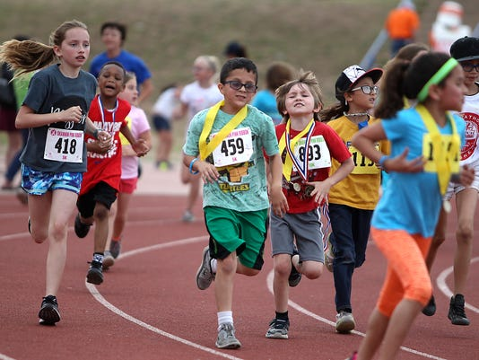 CATCH in Motion Kids Marathon