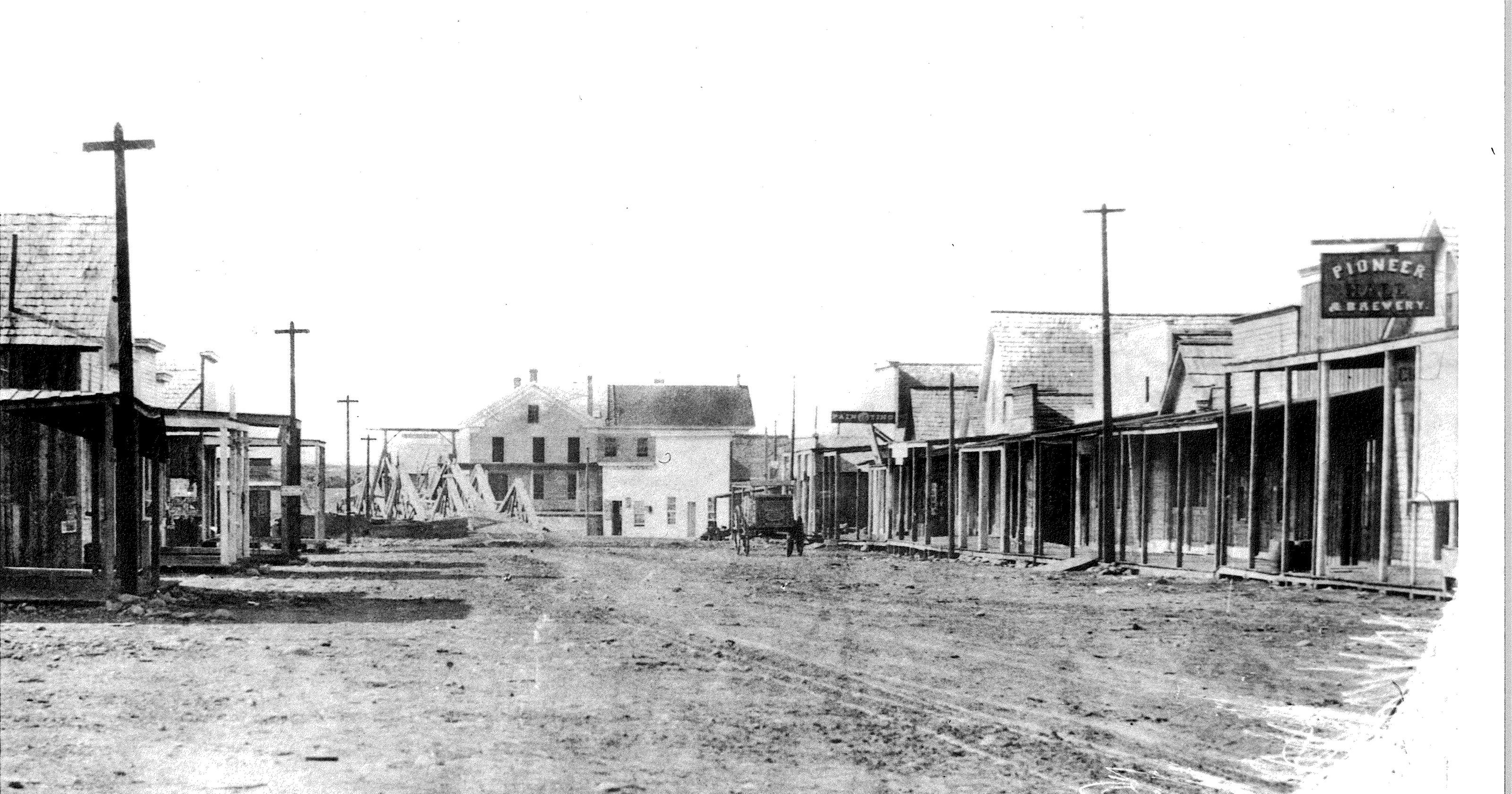 May 9, 1868: The birth of the Biggest Little City