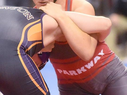 The Parkway Panthers are in second place in the Division II team standings.
