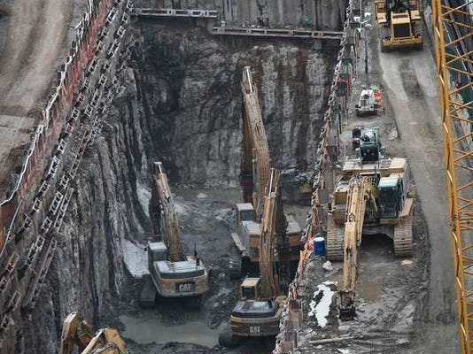 Hudson Yards Tunnel to Nowhere (2)