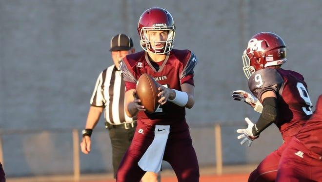 Scottsdale Desert Mountain junior quarterback Kedon Slovis.