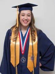 Emily Brenner helped to revamp Kellogg Community College's