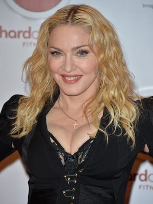 Madonna appears in Toronto in February.