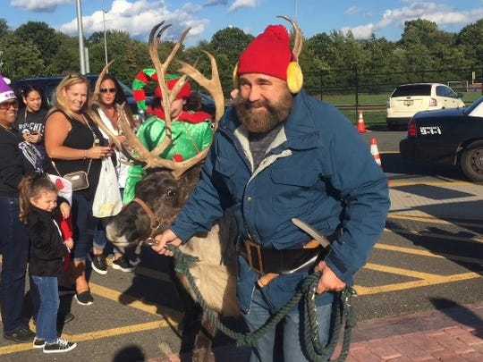 "Old Bridge High School's ""Holiday Knight"" Toy Drive"