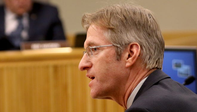 Ted Wheeler in 2016.