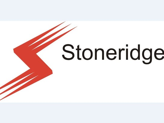 Logo for Stoneridge, which operates facility in Lexington,