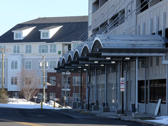 Many Central Jersey towns are seeing new new luxury