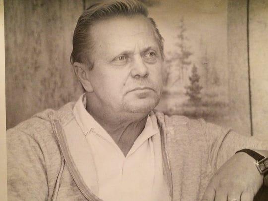 Bill Rebane in 1987.