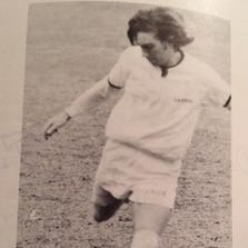 Before he was a meteorologist, WUSA 9's Topper Shutt played soccer at Landon School in Bethesda, Md.