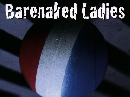 """The cover to the 1992 album """"Gordon"""" by Barenaked Ladies."""