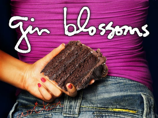"Gin Blossoms' most recent effort, ""No Chocolate Cake."""