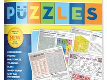 Get Weekly Puzzles delivered to your home