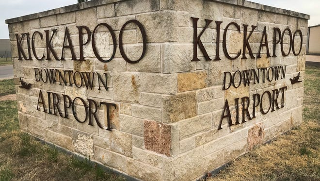 Kickapoo Airport tenants have questions about how privatization of services at Kickapoo could affect them.