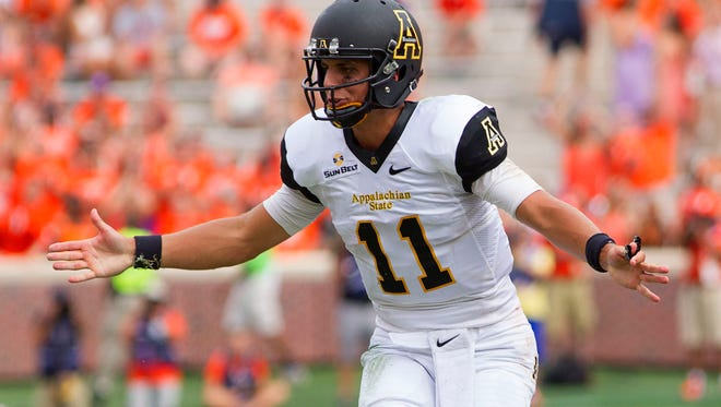 Appalachian State is the favorite to win the Sun Belt in 2016.