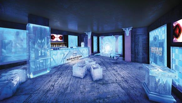 Getaway Ice Bar