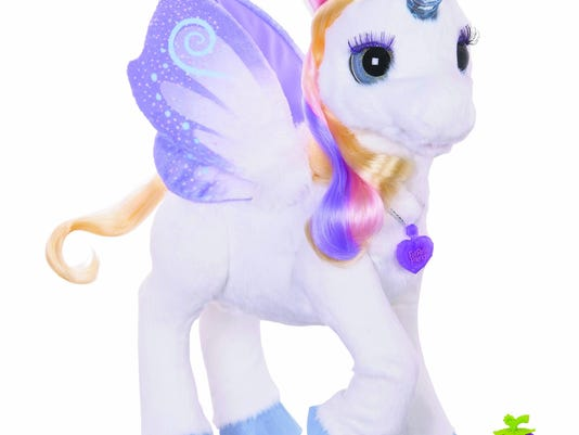 Toys FurReal Friends StarLily My Magical Unicorn