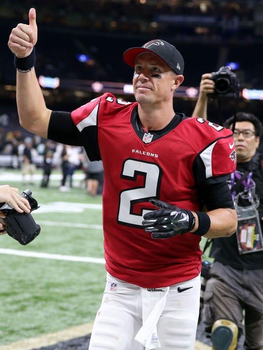NFL MVP tracker: Matt Ryan becomes our third front-runner ...